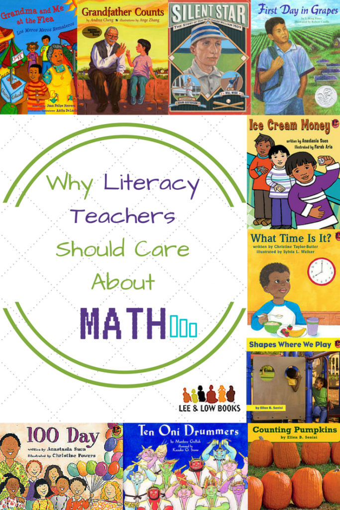 Why Literacy Teachers Should Care About Math (1)