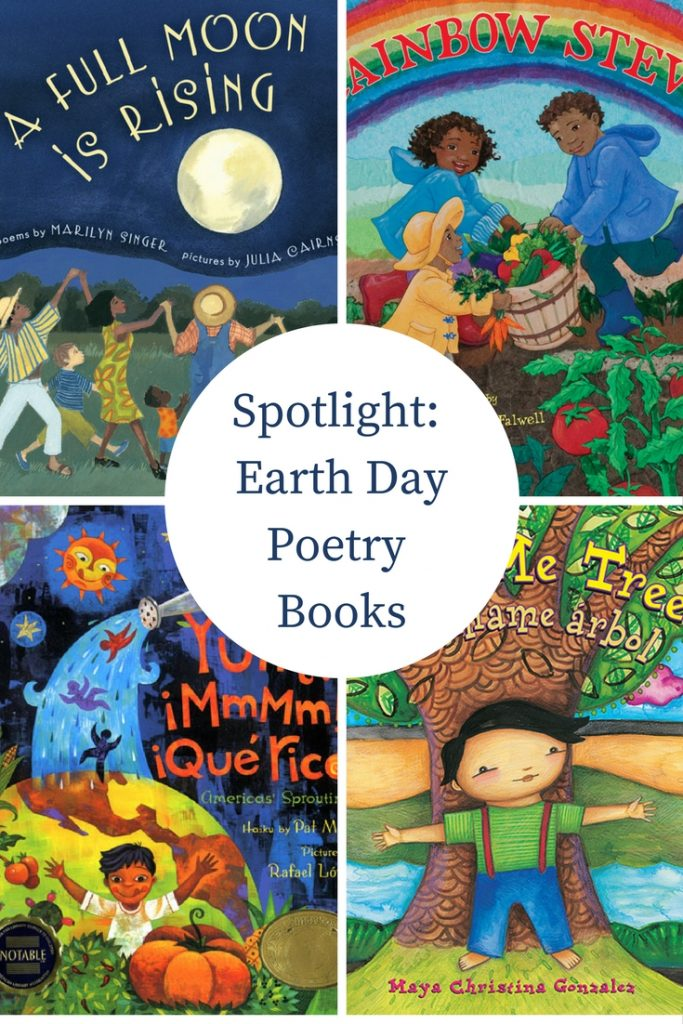 10 Children's Books that Celebrate Earth Day | Lee & Low Blog